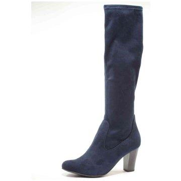 Caprice Overknee Stiefel blau
