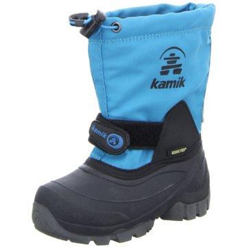 KAMIK Winterboot blau