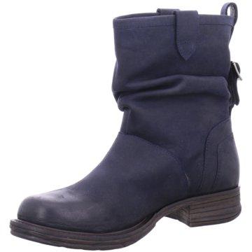 SPM Halbhoher Stiefel blau