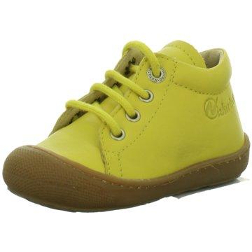 Naturino Lauflernschuh gelb