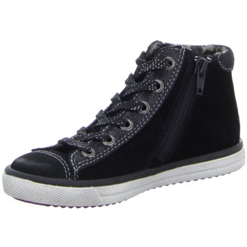 Lurchi Sneaker High schwarz