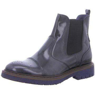 N.Benson Chelsea Boot schwarz