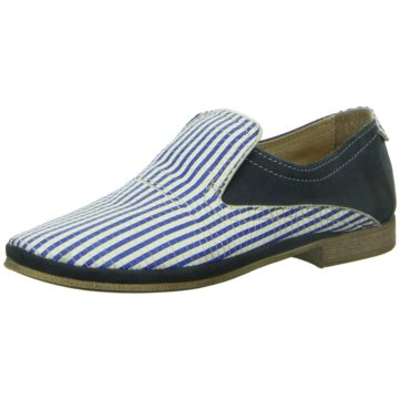 Charme Modische Slipper blau