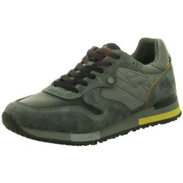 Wrangler Sneaker Low grau