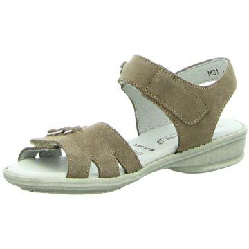 Däumling Sandale beige