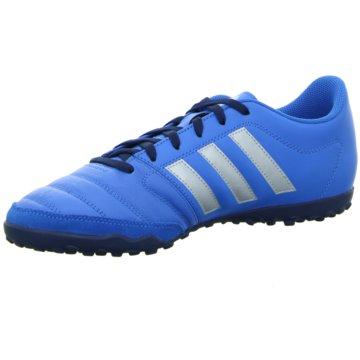 adidas Multinocken-Sohle blau