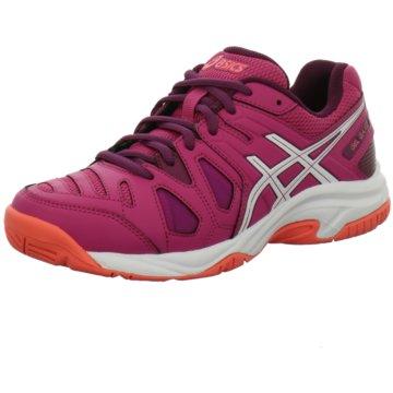 asics Tennisschuh pink