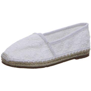 Supremo Slipper weiß