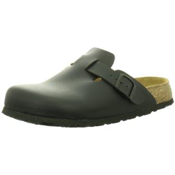 Birkenstock Komfort Schuh schwarz