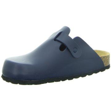 Longo Clog blau