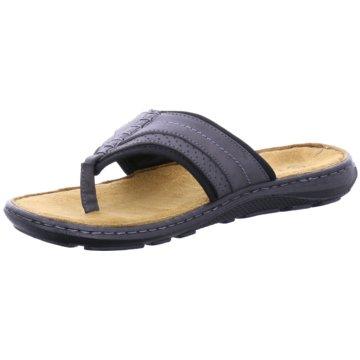 Montega Shoes & Boots Zehentrenner grau