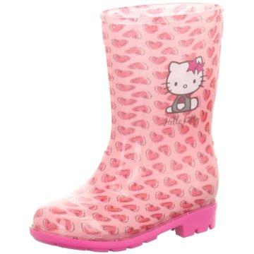 Hello Kitty Kleinkinder Mädchen lachs