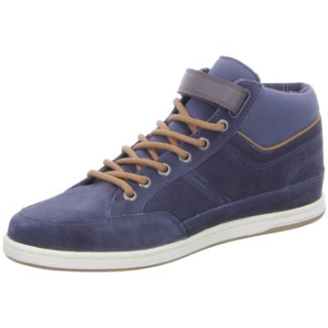 Montega Shoes & Boots Sneaker High blau