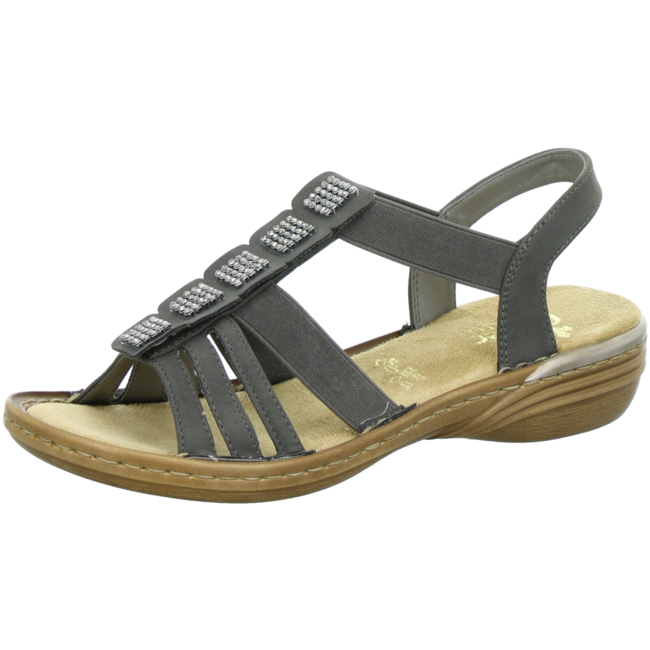 60361 45 komfort sandalen von rieker. Black Bedroom Furniture Sets. Home Design Ideas