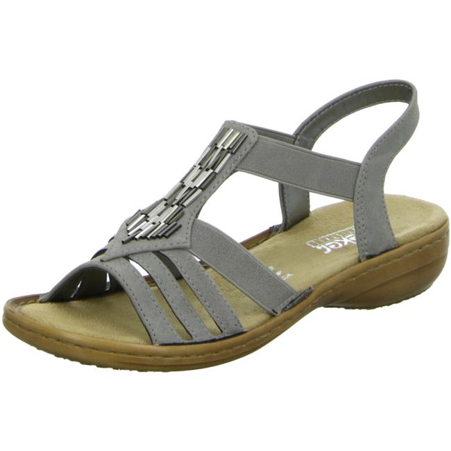 sandale 60800 42 komfort sandalen von rieker. Black Bedroom Furniture Sets. Home Design Ideas