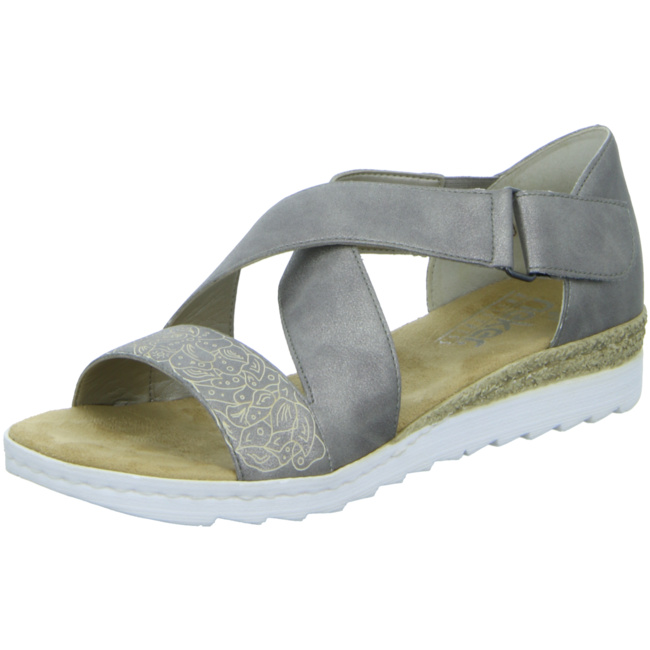 sandale 63085 91 sandalen von rieker. Black Bedroom Furniture Sets. Home Design Ideas