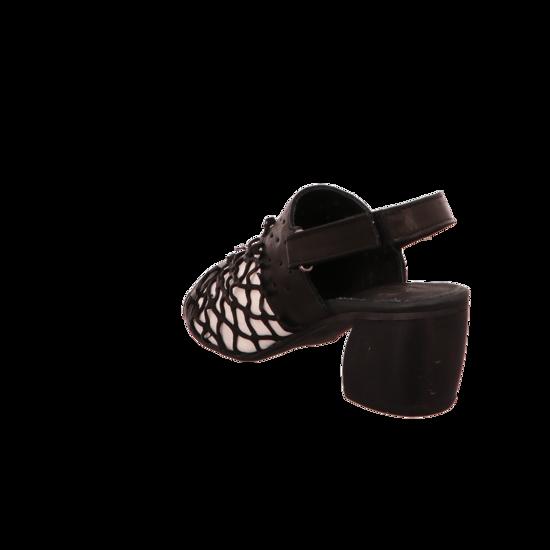 Sandaletten Charme 496 Kombi Schwarz Von QrCdtsh