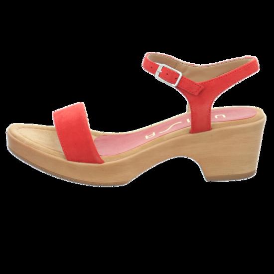 Sandaletten ks 19 Unisa Von Knallrot Irita D9WIHE2