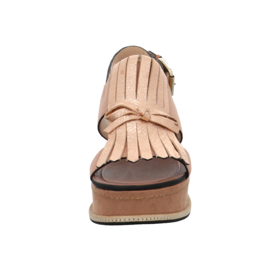 Zanon Sandaletten F0101 nud Elvio Plateau Nude rosa Von Antiko rQCtsxhdB