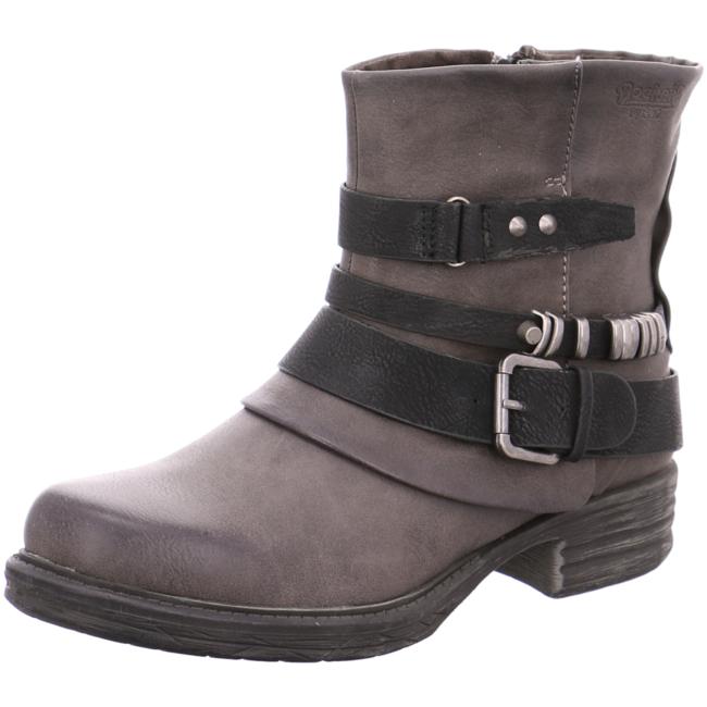 36ka312 610221 biker boots von dockers by gerli. Black Bedroom Furniture Sets. Home Design Ideas