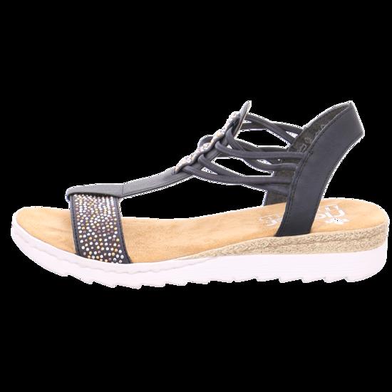 f 63062 14 komfort sandalen von rieker. Black Bedroom Furniture Sets. Home Design Ideas