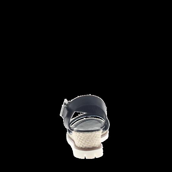 Kitzbhel Schwarz 2445 Von Maca Keilsandaletten ASc5L4Rq3j