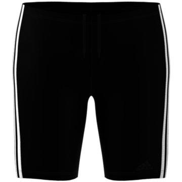 adidas Tights3-STREIFEN JAMMER-BADEHOSE - DP7541 schwarz