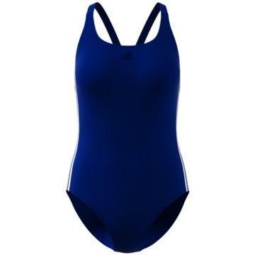 adidas BadeanzügeFIT SUIT 3S - DY5910 blau
