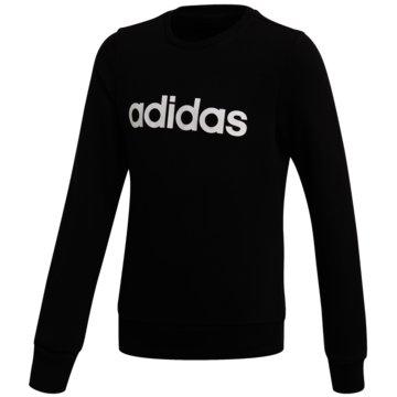 adidas SweatshirtsYG E LIN SWEAT - EH6157 schwarz