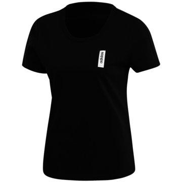 adidas T-ShirtsW BB T - EI4633 schwarz