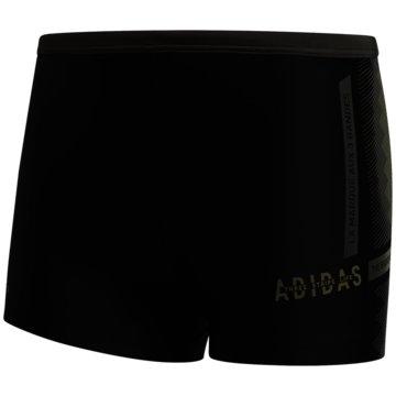 adidas BadeshortsFIT RAINBOW BX - FJ4753 schwarz