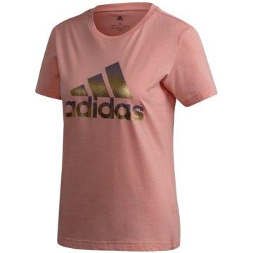 adidas T-ShirtsBADGE OF SPORT FOIL T-SHIRT - FJ5013 -