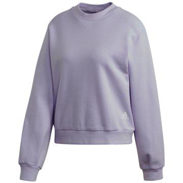 adidas SweatshirtsPleated Sweatshirt - FL1822 -
