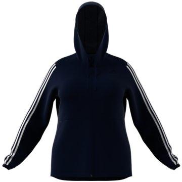 adidas Trainingsjacken3S KNT FZ HOOD - FL2207 -