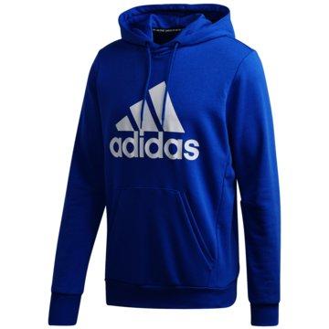 adidas HoodiesMust Haves Badge of Sport Hoodie - FL3932 -
