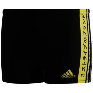 adidas BadeshortsGraphic Boxer-Badehose - FL8707 schwarz