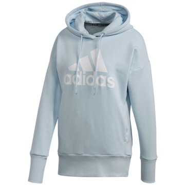 adidas HoodiesBadge of Sport Long Hoodie - FM1047 -
