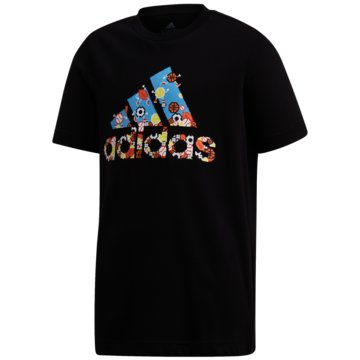 adidas T-ShirtsMUST HAVES GAMING T-SHIRT - FM4490 schwarz