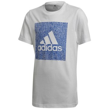 adidas T-ShirtsMUST HAVES BADGE OF SPORT T-SHIRT - FM4492 weiß