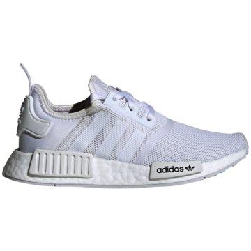 adidas Sneaker LowNMD_R1 Junior weiß