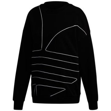 adidas Originals SweaterLRG LOGO SWEAT - GD2415 schwarz