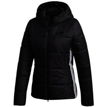 adidas Originals ÜbergangsjackenSlim Jacket schwarz