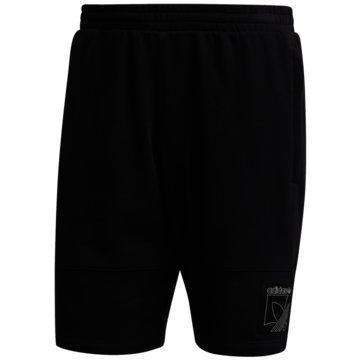 Tamaris kurze Sporthosen schwarz