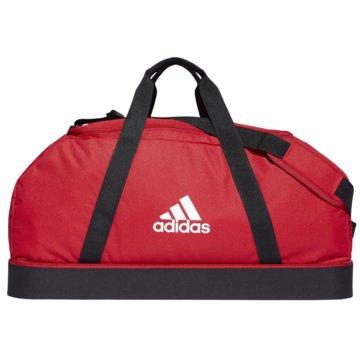 adidas SporttaschenTIRO PRIMEGREEN BOTTOM COMPARTMENT DUFFELBAG L - GH7256 rot