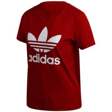adidas T-ShirtsTREFOIL TEE - GI7061 rot