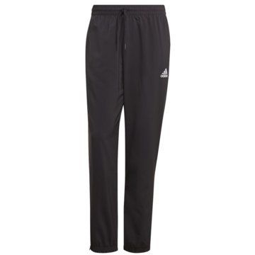 adidas TrainingshosenAEROREADY ESSENTIALS STANFORD HOSE - GK9252 schwarz