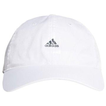 adidas CapsESSENTIALS LOGO LIGHTWEIGHT KAPPE - GN2003 weiß
