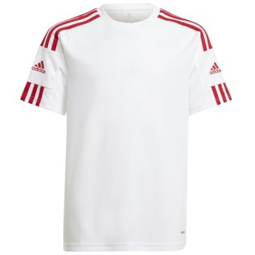 adidas FußballtrikotsSQUADRA 21 TRIKOT - GN5741 weiß