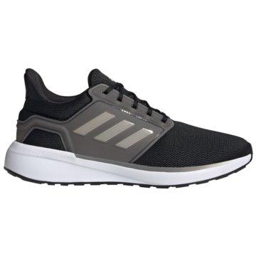 adidas Sneaker LowEQ19 RUN LAUFSCHUH - H00924 grau