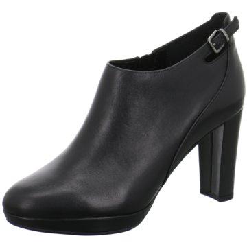 Clarks Ankle Boot schwarz